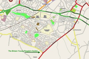 brizen map